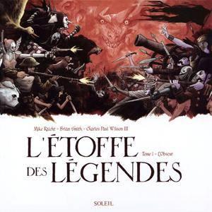 Etoffe des legendes (L') - T01 - L'Obscur