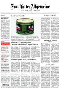 Frankfurter Allgemeine Zeitung F.A.Z. - 24. März 2018