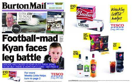 Burton Mail – May 10, 2018