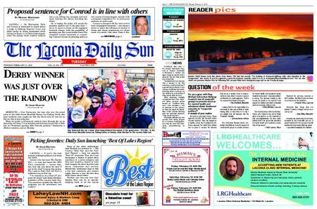 The Laconia Daily Sun – February 12, 2019