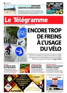 Le Télégramme Brest – 14 décembre 2019