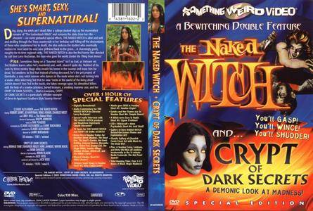 The Naked Witch (1961) + Crypt of Dark Secrets (1976)