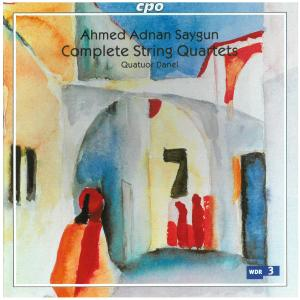 Quatuor Danel - Saygun: Complete String Quartets (2006)