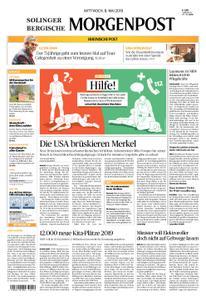 Solinger Morgenpost – 08. Mai 2019