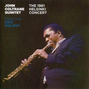 John Coltrane Quintet - The 1961 Helsinki Concert (2007) {Gambit Records 69275}