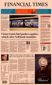 Financial Times UK – 17 February 2020