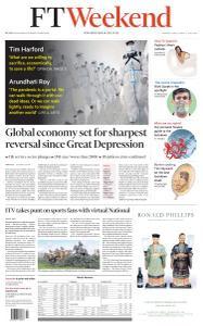 Financial Times UK - April 4, 2020