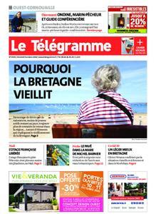 Le Télégramme Ouest Cornouaille – 09 octobre 2020