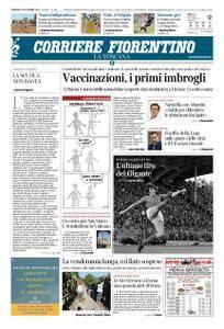 Corriere Fiorentino La Toscana – 09 settembre 2018