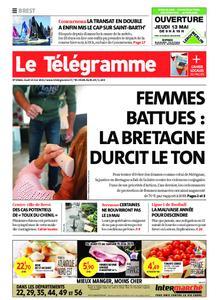 Le Télégramme Brest – 13 mai 2021