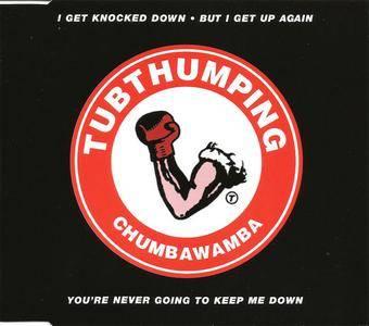 Chumbawamba - Tubthumping (UK CD5) (1997) {EMI Electrola}