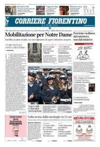 Corriere Fiorentino La Toscana - 17 Aprile 2019