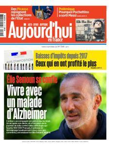 Aujourd'hui en France - 21 Septembre 2021