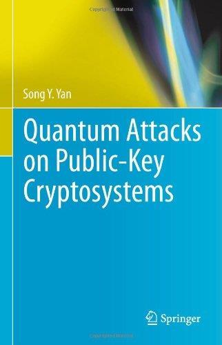 Quantum Attacks on Public-Key Cryptosystems (Repost)