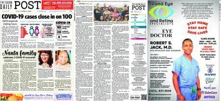 The Guam Daily Post – April 05, 2020
