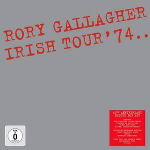 Rory Gallagher - Irish Tour '74.. (2014) [40th Anniversary Deluxe Box Set] 7CD+1DVD Repost