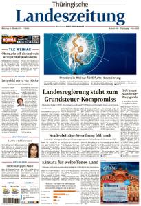 Thüringische Landeszeitung – 16. Oktober 2019