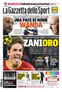 La Gazzetta dello Sport Roma – 13 febbraio 2019