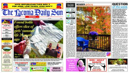 The Laconia Daily Sun – October 10, 2020