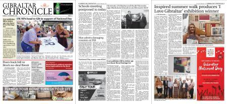 Gibraltar Chronicle – 06 September 2019