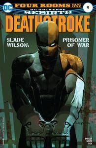Deathstroke 009 2017 2 covers Digital Zone-Empire