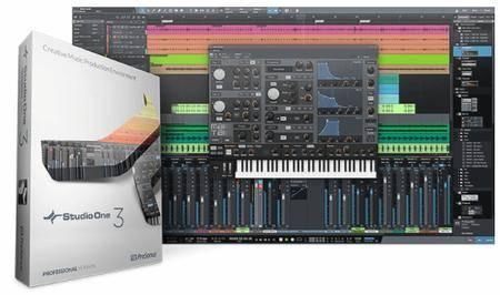 PreSonus Studio One Pro 3.5.3.45314 Multilingual
