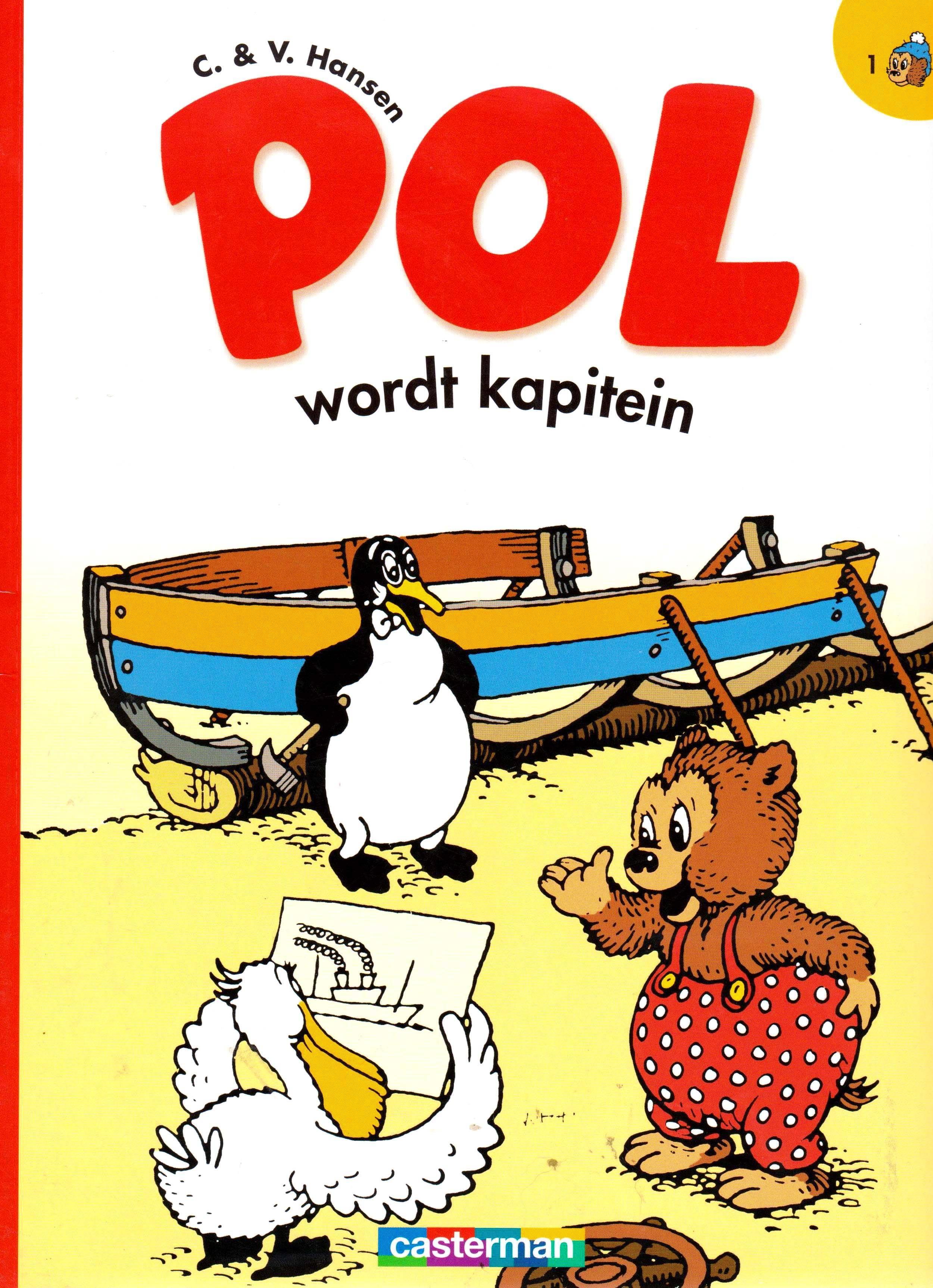 Pol - 01 - Pol Wordt Kapitein