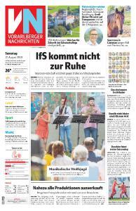 Vorarlberger Nachrichten - 17 August 2019