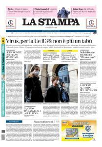 La Stampa Torino Provincia e Canavese - 13 Marzo 2020