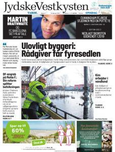 JydskeVestkysten Varde – 19. februar 2020