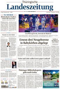 Thüringische Landeszeitung – 27. September 2019