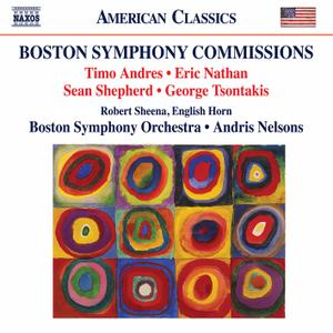 Boston Symphony Orchestra & Andris Nelsons - Boston Symphony Commissions (2019)