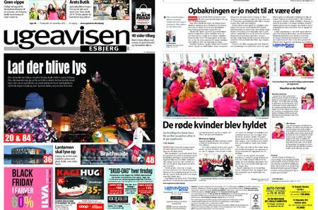 Ugeavisen Esbjerg – 26. november 2019