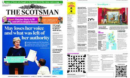The Scotsman – October 05, 2017