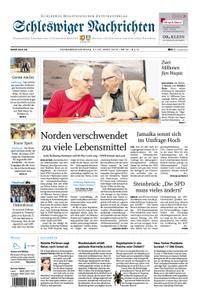 Schleswiger Nachrichten - 21. April 2018