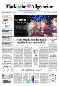 Neue Oranienburger Zeitung - 10. Dezember 2018