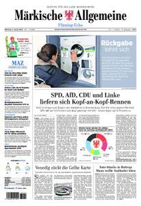 Märkische Allgemeine Fläming Echo - 02. Januar 2019