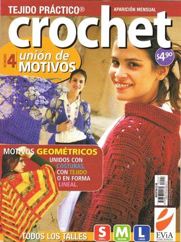 Tejido Práctico Crochet № 4 2008