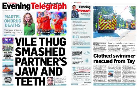 Evening Telegraph First Edition – July 24, 2019