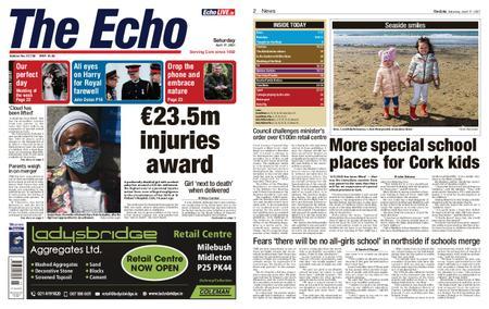 Evening Echo – April 17, 2021