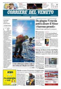 Corriere del Veneto Padova e Rovigo – 08 gennaio 2020