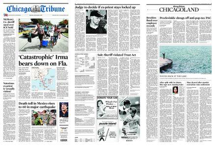 Chicago Tribune – September 09, 2017