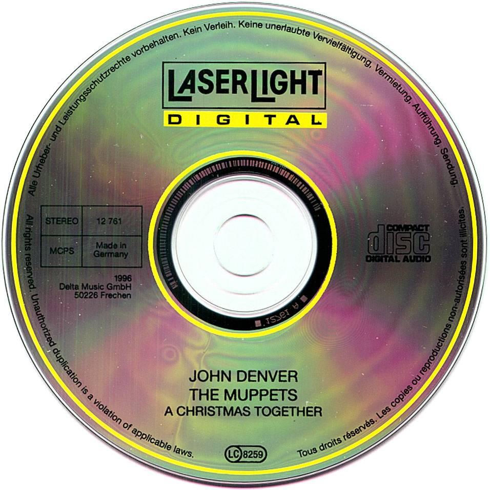 John Denver The Ultimate Collection: John Denver & The Muppets