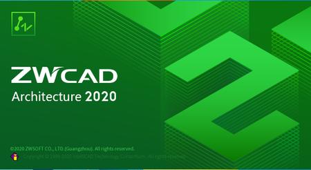 ZWCAD Architecture 2020 (x64)