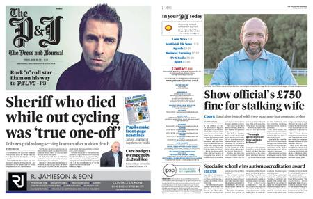 The Press and Journal Moray – June 28, 2019