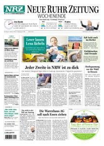 NRZ Neue Ruhr Zeitung Essen-Postausgabe - 27. Oktober 2018