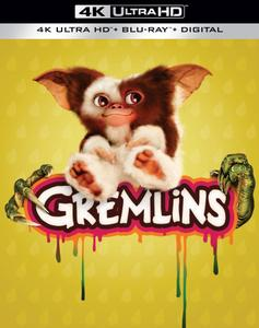 Gremlins (1984) [4K, Ultra HD]