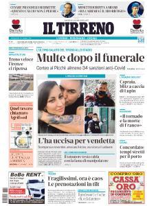 Il Tirreno Livorno - 24 Marzo 2021