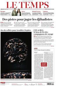Le Temps - 04 juin 2019