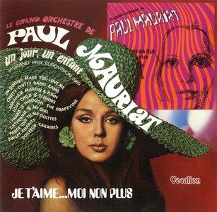 Paul Mauriat - Un Jour, Un Enfant & Je T'Aime ... Moi Non Plus (2013) Re-Up